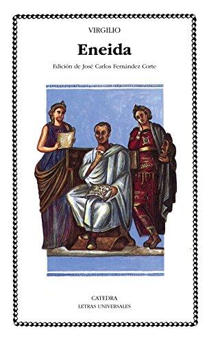 Eneida (Letras Universales) por Virgilio