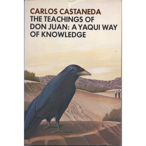 The Teachings of Don Juan; a Yaqui Way of Knowledge by castaneda, carlos (1968) Paperback