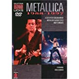 Hal Leonard Metallica 1988-1997 Guitar - Guitar Legendary Licks