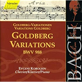Goldberg Variations, BWV 988: Variation 30. Quodlibet a 1 Clav.