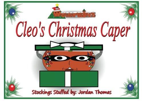 Cleo's Christmas Caper: Volume 10 (The Mumpkins)
