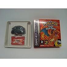 Pokemon Edición Rojo Fuego Advance