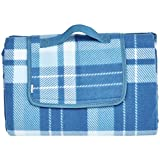 AmazonBasics Picnic Blanket with waterproof backing