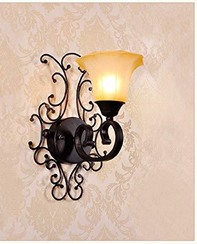 Oudan dans la Porte suspensions lumières lumières Se concentre sur Le Mur Chambres Lampe de Chevet Avant Que Les Chambres sont murales lumières escalier (coloré : -, Taille : -)