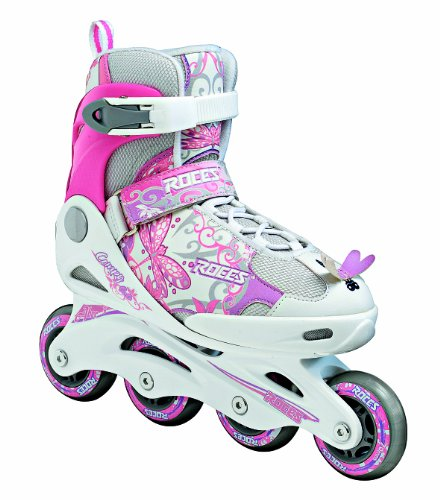 Roces Kinder Inlineskates Compy 6.0 Girl