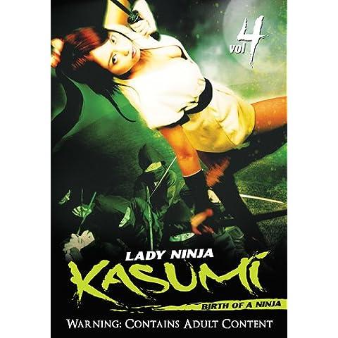 Lady Ninja Kasumi 4