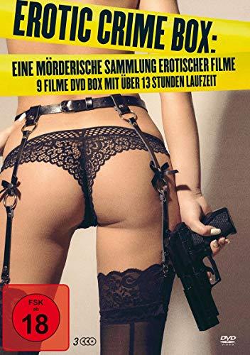 Erotic Crime Box - Eine mörderische Sammlung erotischer Filme [3 DVDs]