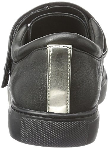 Kenneth Cole Kingvel Ii, Sneakers Basses Femme Noir (Black 001)