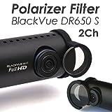 New 2016moovika Polarizer Filter Clip Kompatibel BlackVue DR650S 2CH