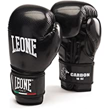 Leone 1947 GN073 carbono guantes 10 onzas