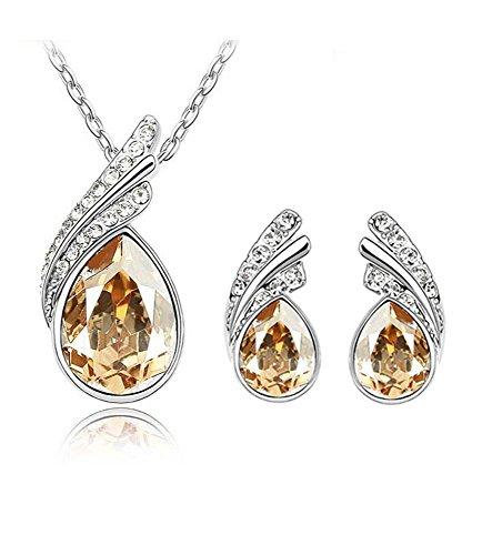 celebrity-jewellery-jaune-goutte-deau-baisse-autrichien-swarovski-elements-cristal-boucle-d-oreille-
