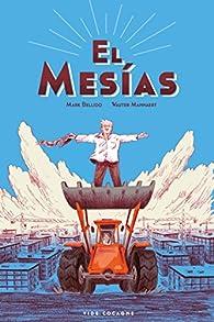 El Mesías par Mark Bellido