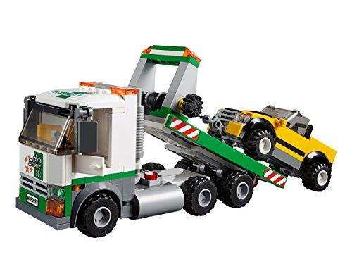Preisvergleich Produktbild Lego City Custom Set Abschlepptruck by Hall of Bricks