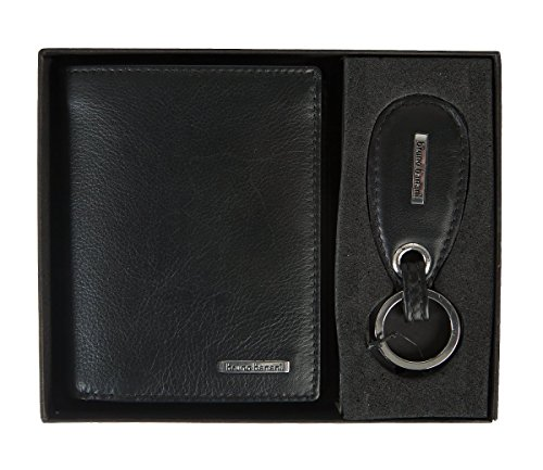 bruno banani Herren Geldbörse Portemonnaie Geldbeutel mit Schlüsselanhänger 2083 - 6
