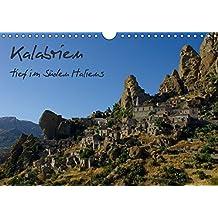 Kalabrien - tief im Süden Italiens (Wandkalender 2017 DIN A4 quer): Bilder vom Aspromonte bis zum Weltkulturerbe (Monatskalender, 14 Seiten ) (CALVENDO Natur)