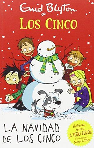 La Navidad de los Cinco (Historias Cortas de los Cinco)
