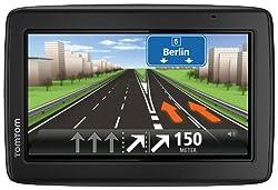 TomTom Start 25 Europe Traffic, 13 cm (5 Zoll) Display, 45 Länder, TMC, Fahrspur & Parkassistent, IQ Routes, Map Share