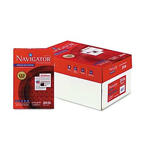 Navigator Copy/Laser/Inkjet Paper, 97 Brightness, 20 lb, 11 x 17