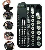 MYTK Batterie Organizer, Batterie Box, Batterie Batteriehalter...