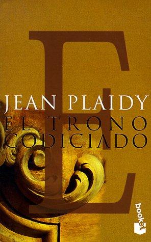 El trono codiciado por Jean Plaidy
