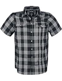 Jack Daniel's Logo Workershirt black-grey XL
