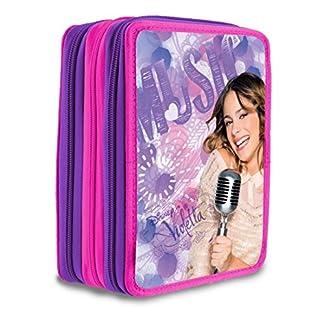 Plumier Violetta Disney triple