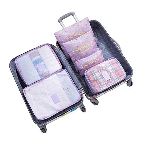 Likeluk - Portatrajes de viaje , morado (morado) - 5W1555253U37X567