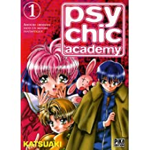 Psychic Academy, Tome 1 :
