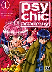 Psychic Academy Edition simple Tome 1