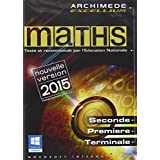 Archimede Excellium Maths 2015