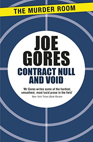 Contract Null and Void (DKA Files) (English Edition) - Void Filler