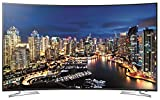 Samsung HU7100 139 cm (55 Zoll) Curved Fernseher (Ultra HD, Triple Tuner, Smart TV )