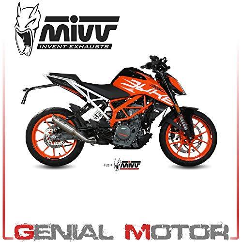 MIVV M2 | KTM Duke 390 (2017 - 2020)