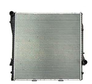 Nissens 60788a radiateur refroidissement du moteur - Radiateur en anglais ...