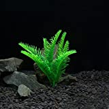 Verde artificiale simulazione piante ecologico plastica acquario decorativo Fish Tank Vitality simulazione acquatico acqua erba ornamento decorazione paesaggio pianta