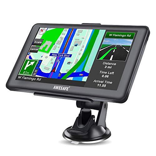 GPS Coche Pantalla Táctil HD 7 Pulgadas Nüvi Reproductor