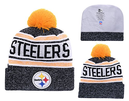 The Reach 2019 Fashion On Field Sport Knit Hat Hut Pittsburgh Steelers Beanie