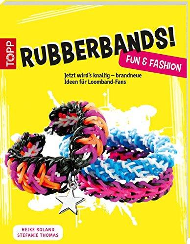 Cooler Leser (Rubberbands! Fun & Fashion: Jetzt wird's knallig - brandneue Ideen für Loomband-Fans)