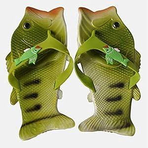 Diabolical gifts DP1109L - Aldaba para Pescado (tamaño Grande), diseño de pez