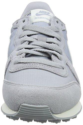 lowest price 9fafe 50086 Nike Women s Internationalist Trainers, Grey (Wolf Grey Summit White ...