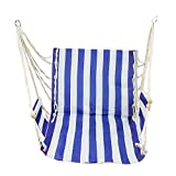 Upgraded Comfortable Safety Hanging Cloth Chair Hammock Swinging Cloth Seat Fabr