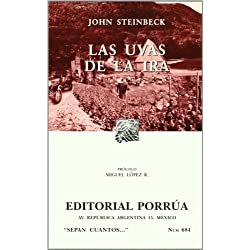 Las uvas de la ira / The Grapes of Wrath - Premio Pulitzer 1940