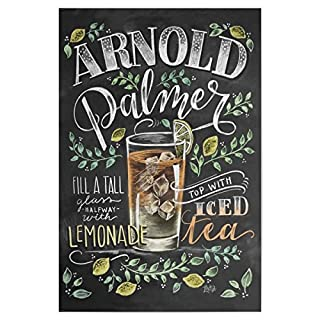 artboxONE Poster Food & Drink Arnold Palmer 45x30 cm design art print by Lily & Val