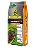 COMPO SAAT® Rasen-Reparatur Komplett Mix+ 4 kg für bis zu 20 m²