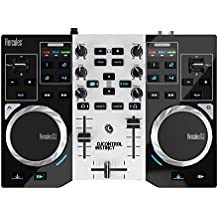 Hercules DJ Controller Instinct S Series (LED Party Light USB, djuced 18 grados)