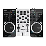 Hercules DJ Control Instinct S Party Pack (incl. LED Light) - Silver