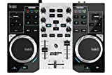#3: Hercules DJControl Instinct S series, ultra-mobile USB DJ Controller with Audio Outputs for use with your Headphones and your Speakers