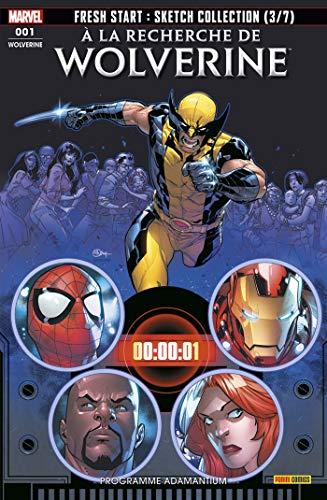 Wolverine (fresh start) nº1 par Collectif
