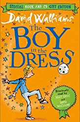 The Boy in the Dress (Book & CD) by David Walliams (2014-01-02)