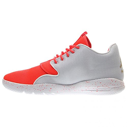 Nike Jordan Eclipse, Chaussures de Sport-Basketball Homme Blanco (white/mtlc gold coin-infrared 23)
